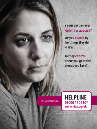 Domestic Abuse Helpline Leaflet