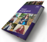 Your Support leaflet