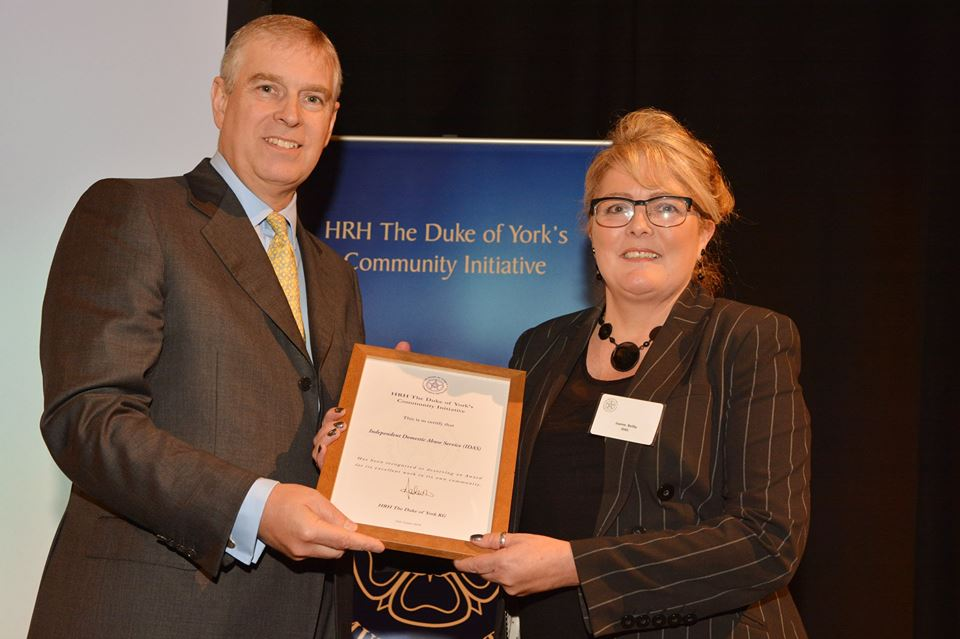 IDAS Awarded Duke of York Community Initiative