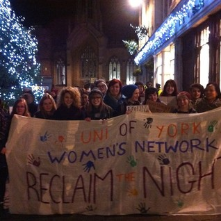 Reclaim the Night March