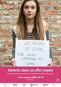 I Was Bullied At School For What Happened At Home poster