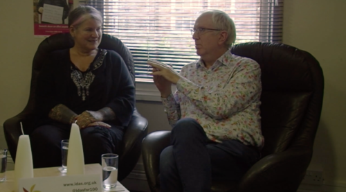 interview with Joolz Denby and Rory Cowan