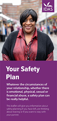 Your Safety Plan Leaflet