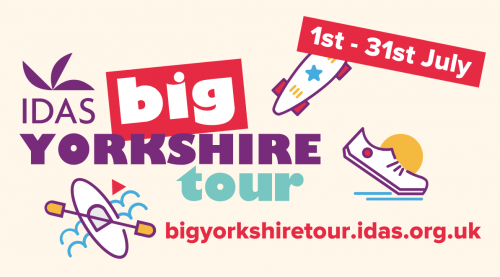IDAS Big Yorkshire Tour 1st - 31st July